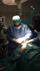 Laser Urgo Touch utilisé par le Dr ROUQUETTE