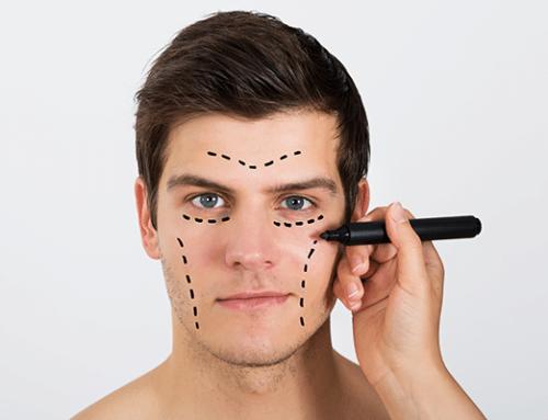 La chirurgie esthétique chez l'homme